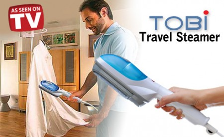 TRAVEL STEAMER TOBI