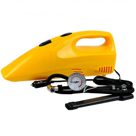 2 IN 1 INFLATOR VACUUM CLEANER