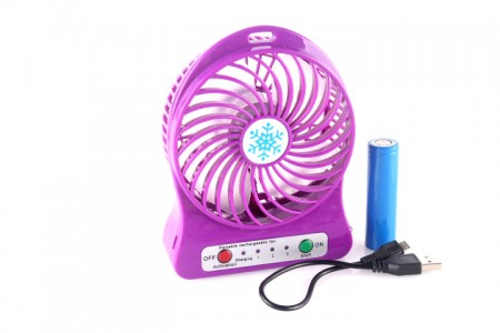 PORTABLE LITHIUM FAN